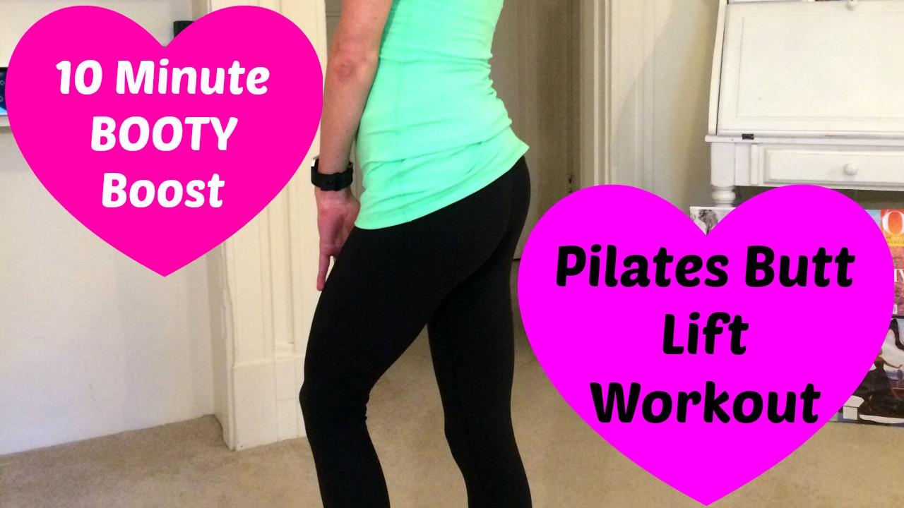 pilates butt lift
