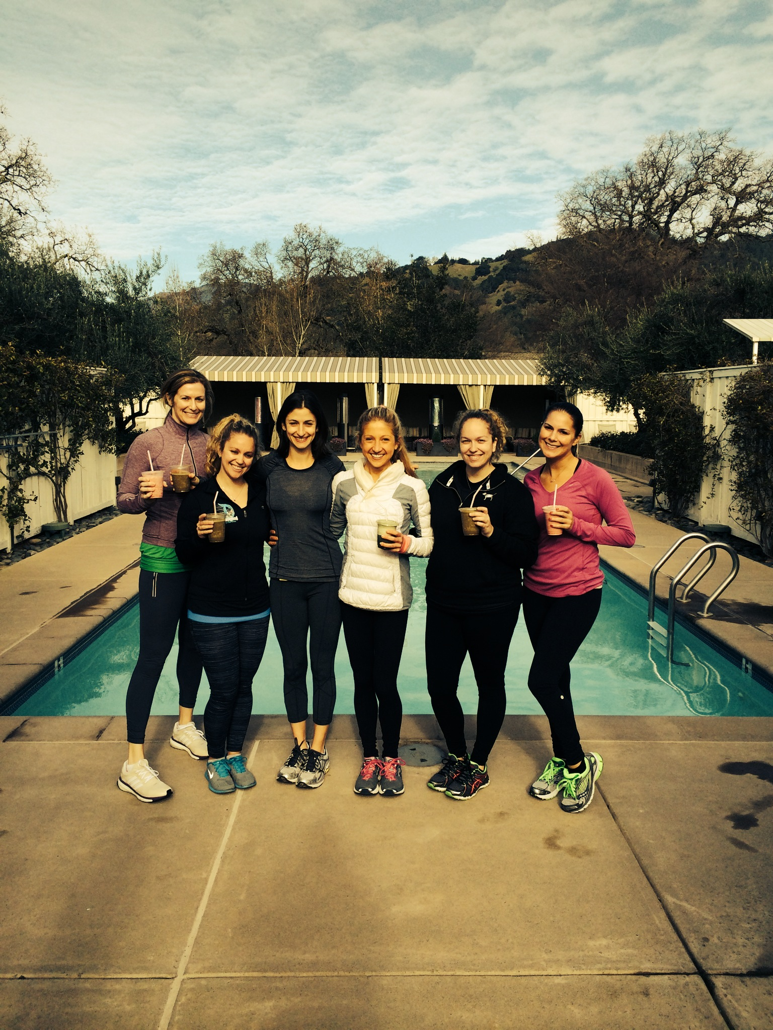 New Years Wellness Retreat at Solage Calistoga Resort