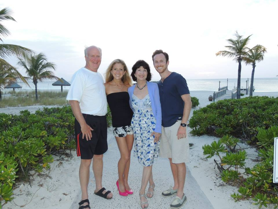 The Family at ClubMed Turks and Caicos