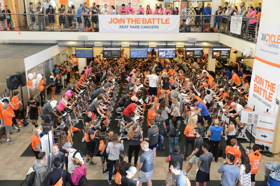fd45d0b20 Cycle for Survival 2015 Music Playlist. - Caroline Jordan
