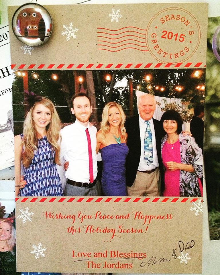 Family Holiday Card 2015