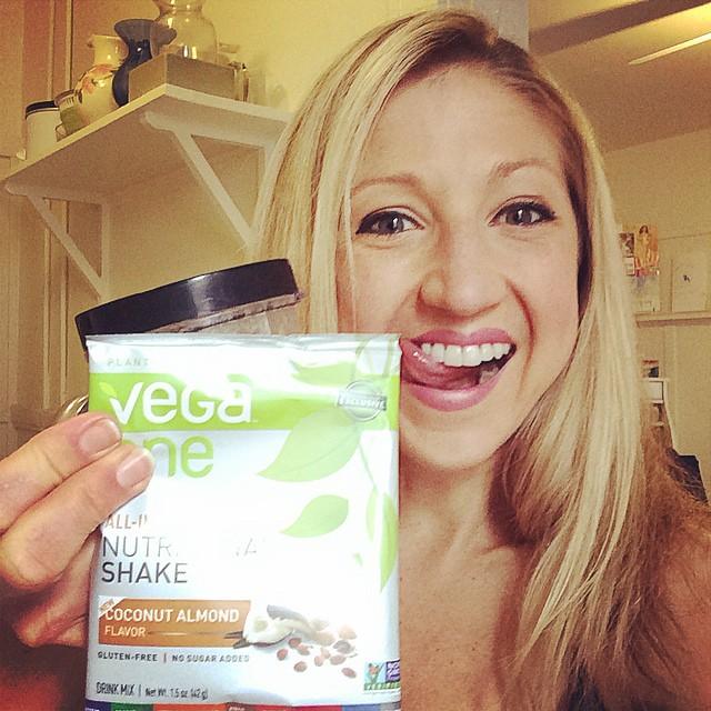 Vega Protein - my favorite!