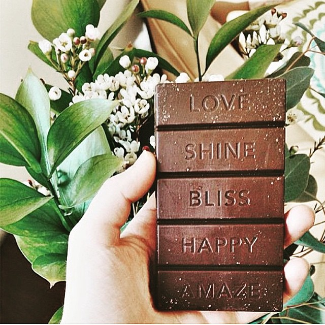 "Aloha Superfood Chocolate. Indulging in your chocolate craving has never tasted this amazing. Want to taste some for yourself? Enter the code: "" CAROLINEJORDANFITNESS"" at:https://aloha.com/home for 10% off your superfood chocolate!"