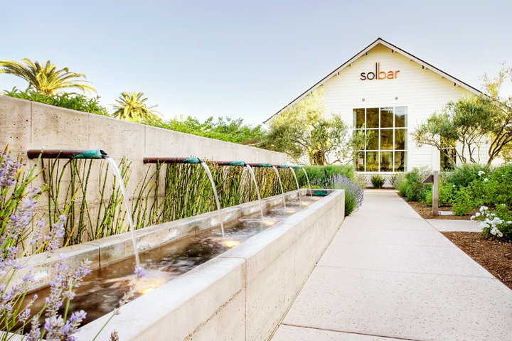 Solbar Restaurant at Solage Calistoga. Copyright Solage Calistoga.