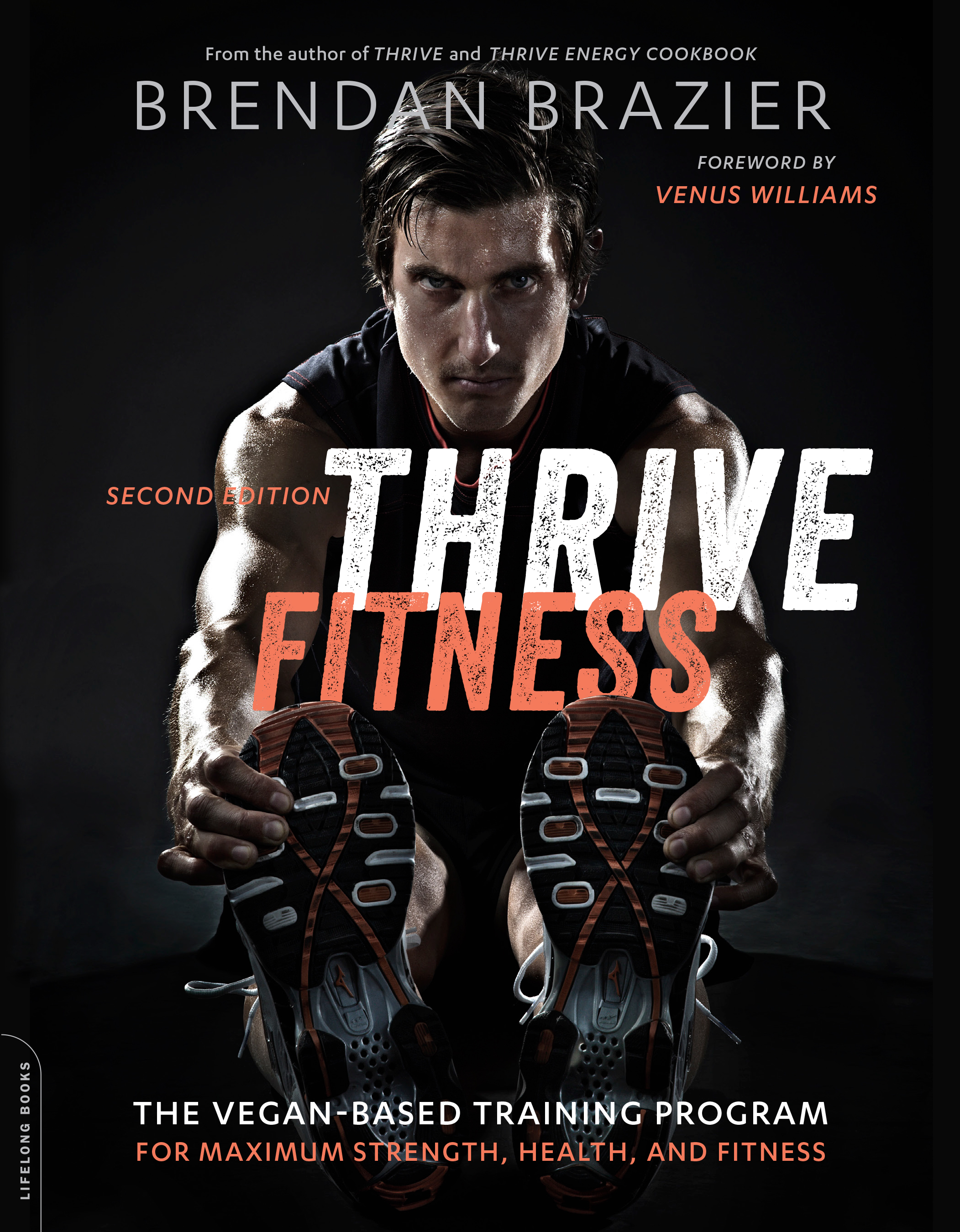 Thrive Fitness. Clean, plant based nutrition