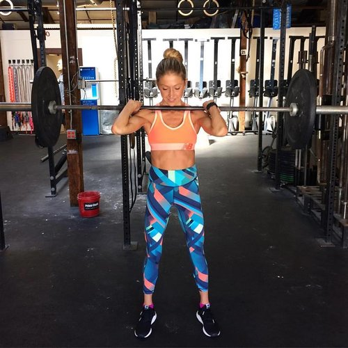 Caroline Jordan Positively Fit